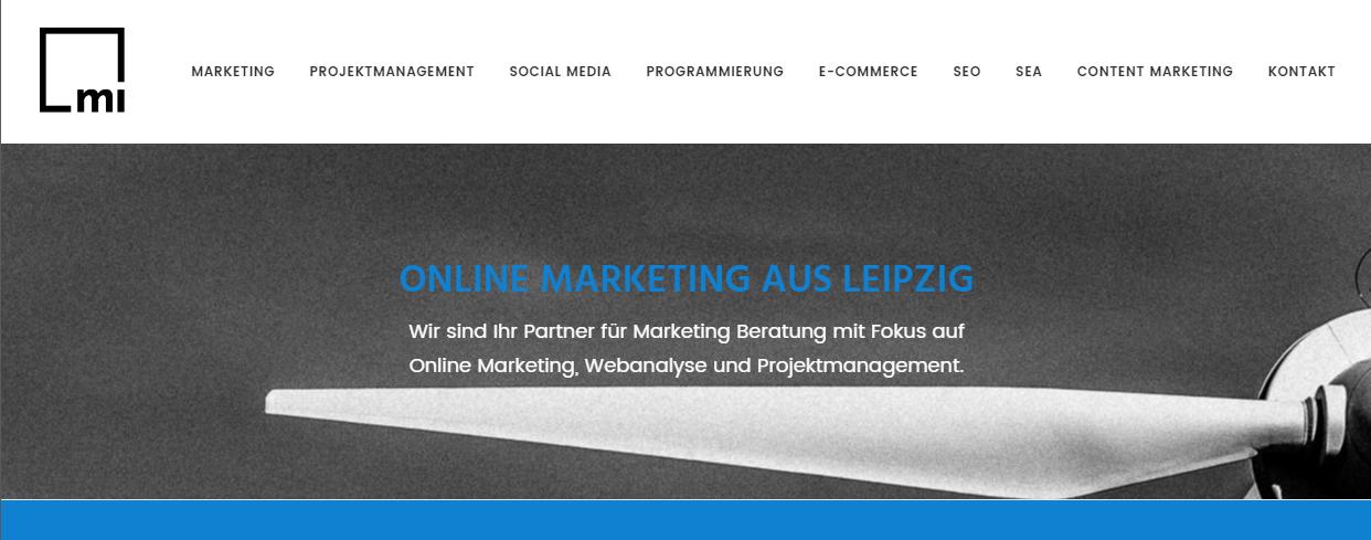 Online Marketing aus Leipzig | Partner für Entwicklung, SEO, Social Media